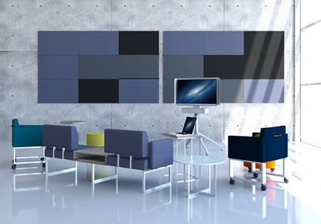 Work lounge Tetris | Vonhaucke